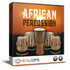 Thumbnail African Percussion Wav One Shot Samples Sounds Reason Refill