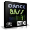 Thumbnail Dance Bass MIDI Loops from GrandLoops