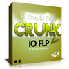 Thumbnail Crunk 10 FLP Fruity Loops Full Beats Projects 2