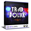 Thumbnail Trap Police 5 Construction Kits Wav MIDI Loops Samples