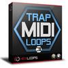 Thumbnail Trap MIDI Loops Vol 3 - MIDI Files and Patterns Pack