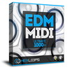 Thumbnail EDM MIDI Loops Files - Ultimate 1000+ Pack