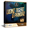 LIONZ TIGERZ & PANDAZ WAV/MIDI/FLP