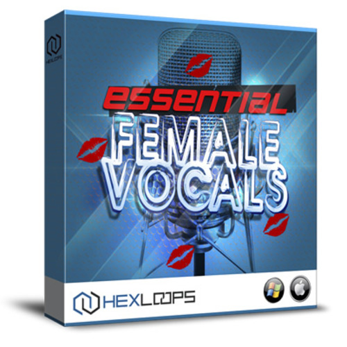 Product picture Essential Vocals Samples and Loops - WAV 24Bit