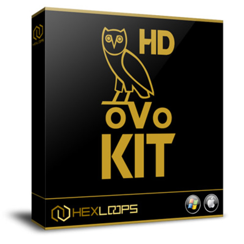 Product picture OVO Sound - Drake Drum Kit, Sample Pack