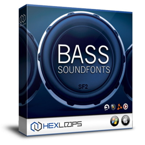 Product picture Bass Soundfonts SF2 Instruments Pack