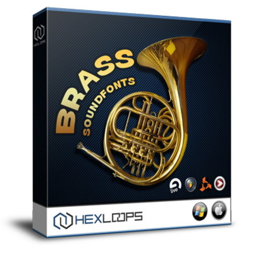 Product picture Brass Soundfonts SF2 Files