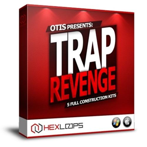 Product picture Trap Revenge - 5 Trap Construction Kits