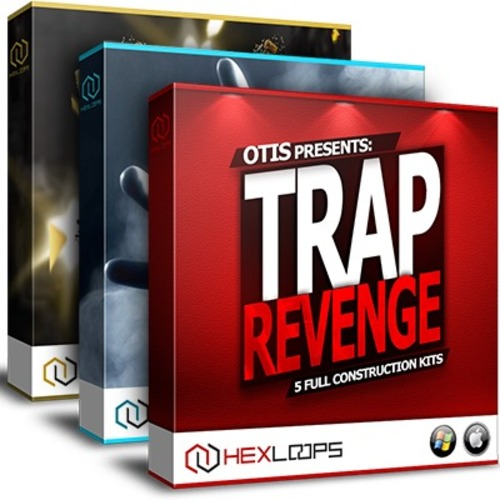 Product picture Trap Bundle 04 - Trap Sample Packs, Loops and Samples