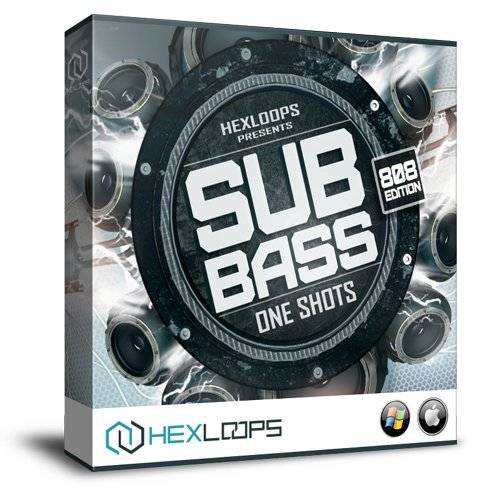 Product picture SUB BASS 808 BASS SAMPLES