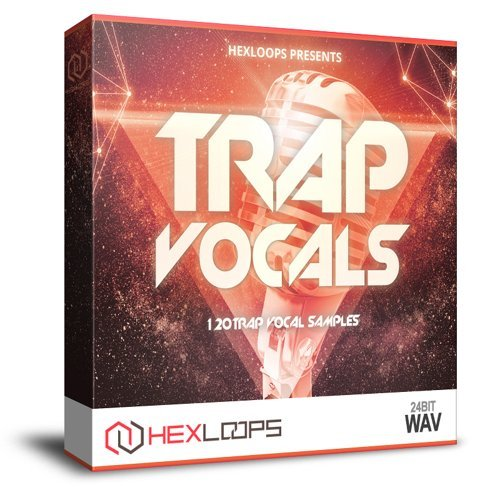Product picture Trap Vocal Samples
