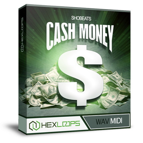 Product picture CASH MONEY$ (WAV/MIDI) Trap Kits