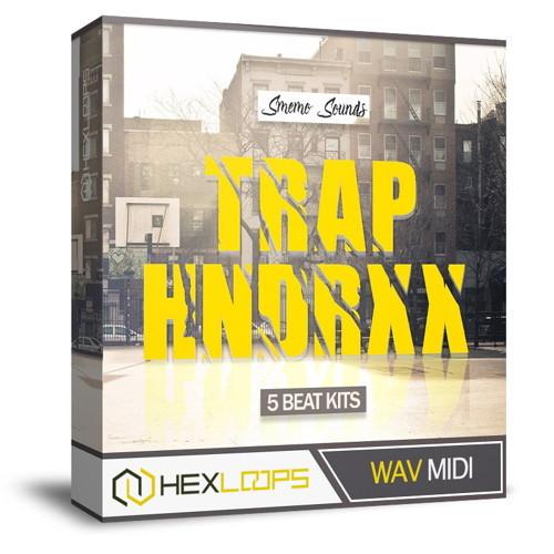 Product picture Trap Hndrxx (Wav/Midi)